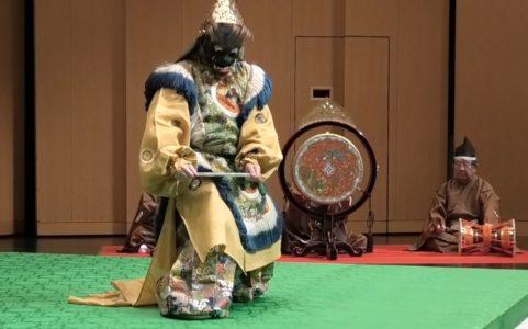 Naoyuki MANABE GAGAKU Ensemble 雅楽公演 2021冬   管絃と舞楽の世界 @ 杉田劇場