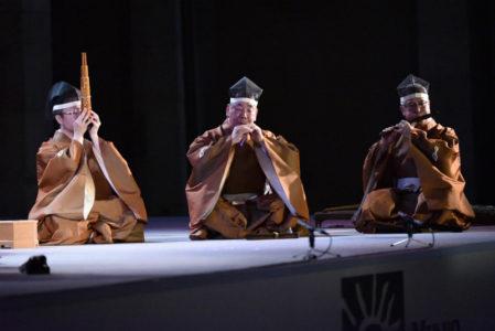 雅楽とオルガンの科学 @ 東京藝術大学奏楽堂(大学構内)